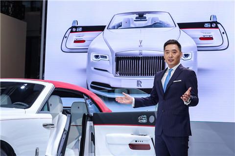 劳斯莱斯汽车中国区总监李龙先生致辞_2