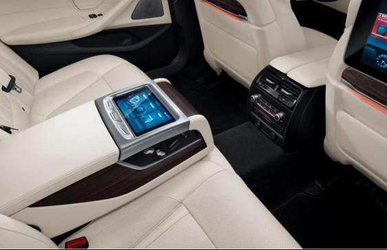 宝马稿件:聚合碎片时间 全新BMW 5系Li令每一段旅途都尽享惬意882
