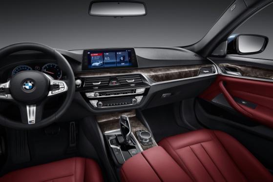 宝马稿件:入门≠毛坯,2018款全新BMW525Li树立入门新标杆1088