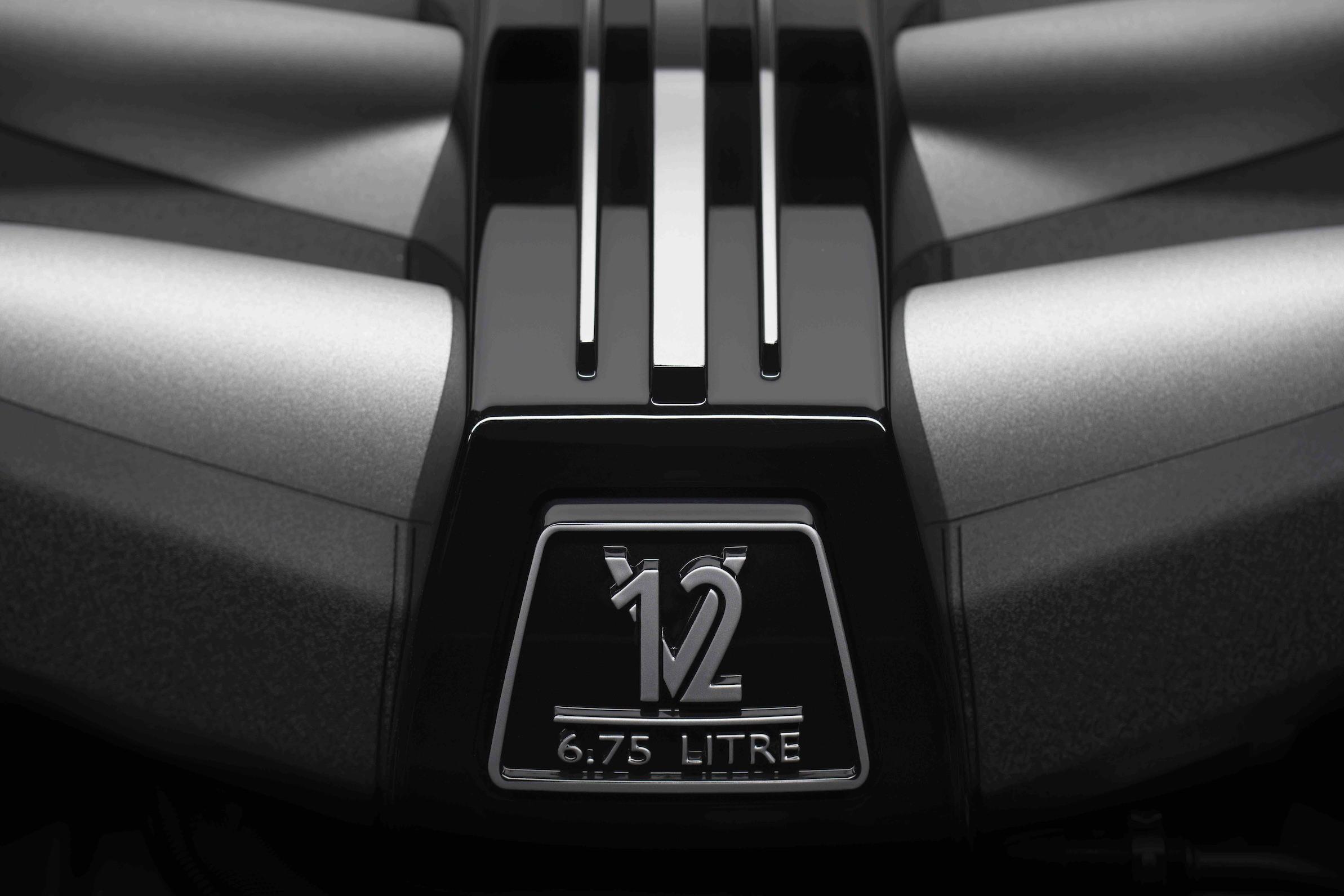 劳斯莱斯库里南V12发动机