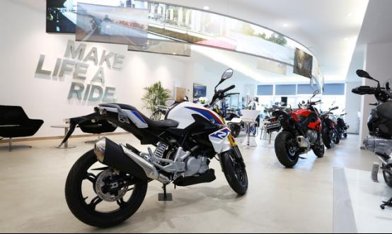 厦门首家宝马摩托车经销商盛大开业1060