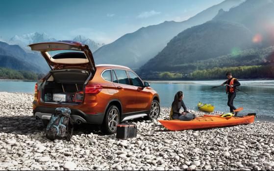 清爽夏日,BMW X1带你秀出夏日肌肉感970