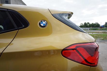 创新BMW X2 跨界而来,聆听心声!602