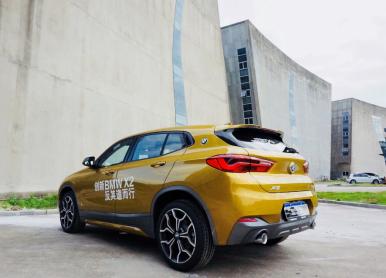 创新BMW X2 跨界而来,聆听心声!1362