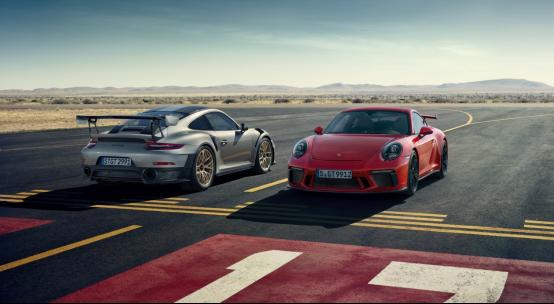 生于赛道,驰于公路:保时捷新款911 GT3 亮相2019海西汽博会242