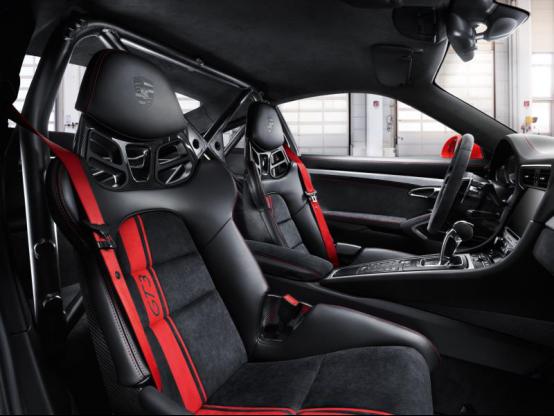 生于赛道,驰于公路:保时捷新款911 GT3 亮相2019海西汽博会666