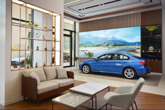 正式开放 BMW福建首家旗舰体验中心——厦门星德宝771