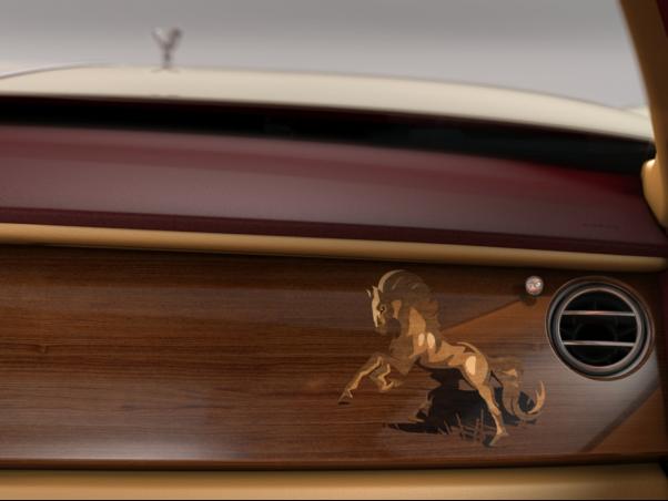 【新闻稿】致敬劳斯莱斯汽车115周年  劳斯莱斯古思特高定车型与至臻完美风范1017