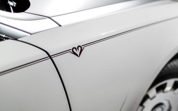 【新闻稿】致敬劳斯莱斯汽车115周年  劳斯莱斯古思特高定车型与至臻完美风范1211