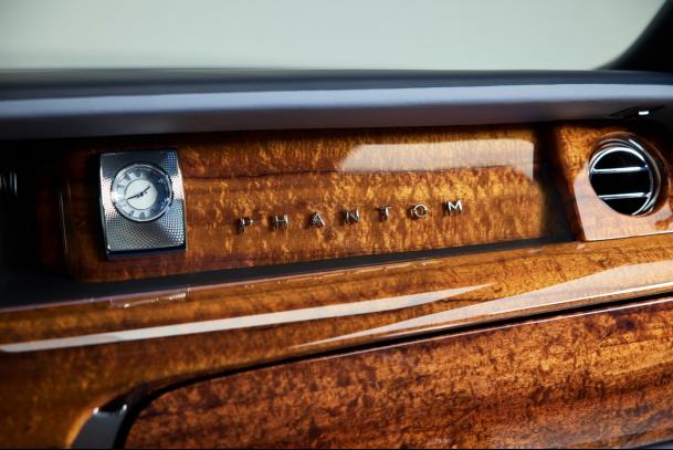 """【新闻稿】潜心打磨 缔造唯一 劳斯莱斯幻影""""相思木""""高级定制车型诠释独一无二1459"""